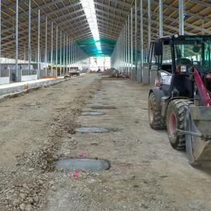 Bauunternehmung Wenk Themar Stallanlagen