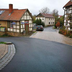 Bauunternehmung Wenk Themar Straßenbau